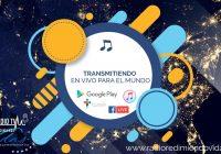 ESCUCHA LO MEJOR DE LA MÚSICA EN RADIO TV REDIMIENDO VIDAS